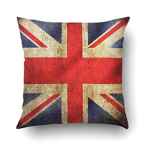 Amazon.com: emvency fundas de almohada Dec bandera de Union ...