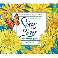 Seize the Day 2016 Box/Daily (Calendar)