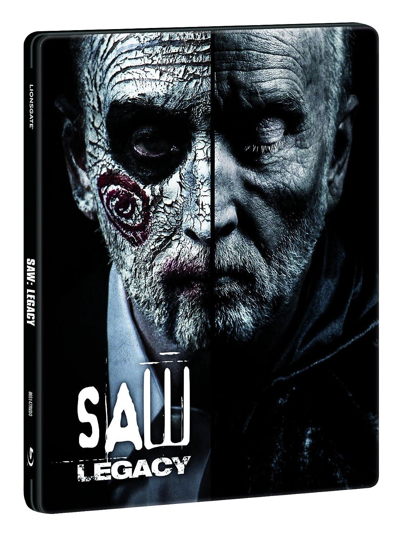 Saw Collection Steelbook 2 Blu-Ray Italia Blu-ray: Amazon.es: Cine y Series TV
