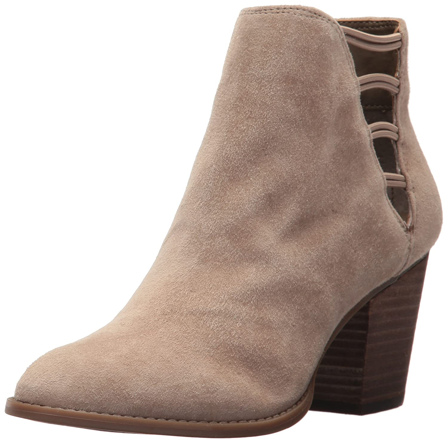 Jessica Simpson Women's Yasma Ankle Boot B073W85FZ3 6 B(M) US|Wild Mushroom