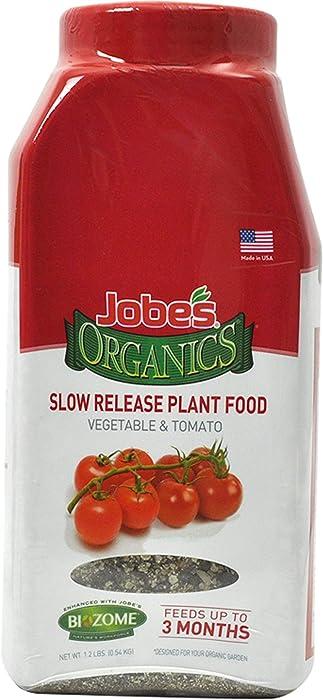 The Best Jobe's Organics Bulb Food Fertilizer