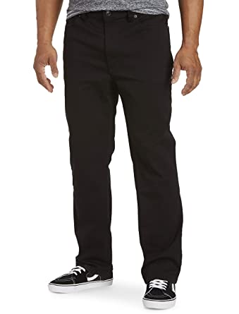 baca0fb0 True Nation by DXL Big and Tall Athletic-Fit Stretch Jeans at Amazon Men's  Clothing store: