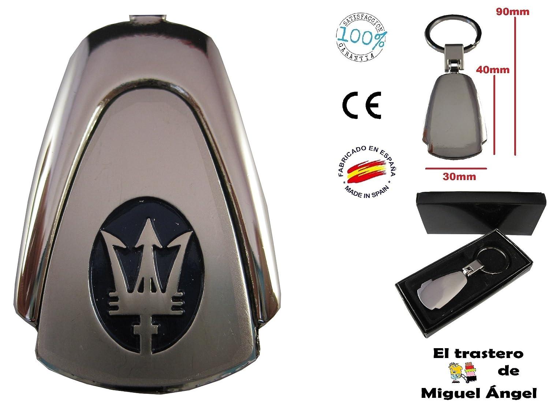 Hermosa llaveros para lucir de la marca Maseratihttps://amzn.to/2wXkJyF