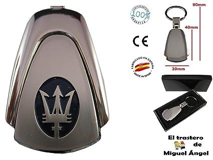 ETMA Llavero de Coche Compatible con Maserati lla013-33