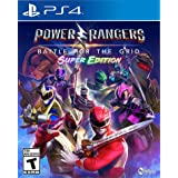 Power Rangers: Battle for The Grid - Super Edition - PlayStation 4