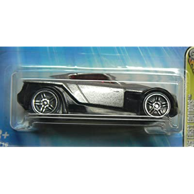 Mattel Hot Wheels 2005 1:64 Scale First Editions Realistix Silver Symbolic 12/20 Die Cast Car #012: Toys & Games