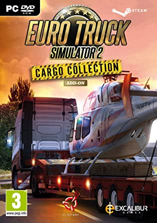 Euro Truck Simulator 2 Cargo Collection Add-On: Amazon co uk: PC
