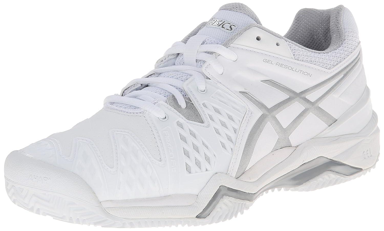 premium selection acbd3 1c36e Amazon.com   ASICS Women s Gel-Resolution 6 Clay Court Tennis Shoe   Tennis    Racquet Sports