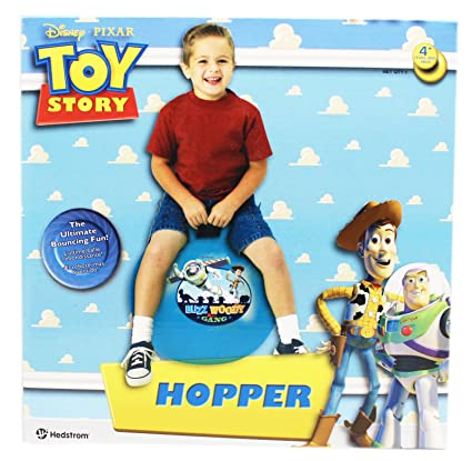 Amazon.com: Disney Pixar Toy Story Azul del color Kids tolva ...