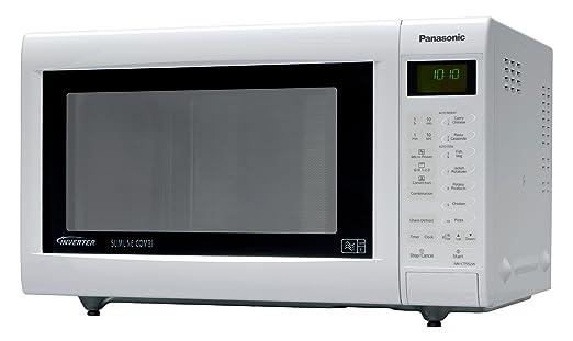 Panasonic NN-CT552WBPQ - Microondas (2385W, 230-240V, 50 Hz, 52 cm ...