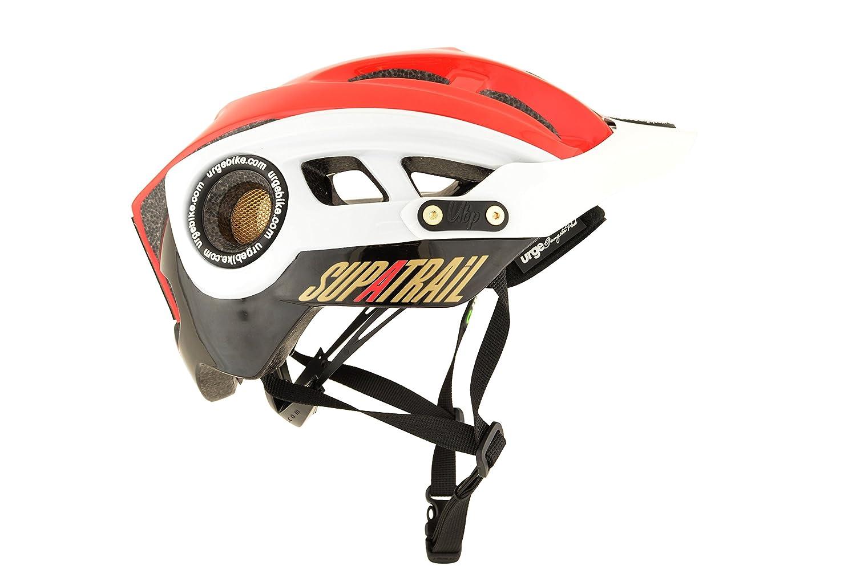 Urge Supatrail noir/rouge S/M - Casco de ciclismo para bicicleta de montaña, color multicolor ,talla S/: Amazon.es: Deportes y aire libre
