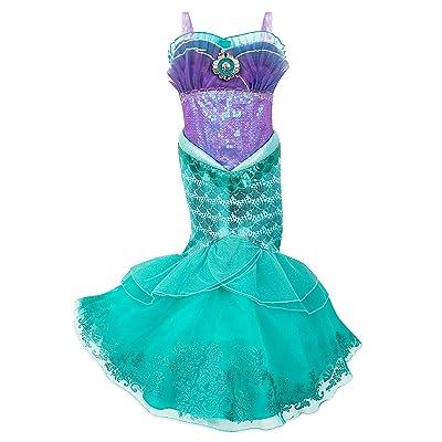 Disney Ariel Costume for Kids Multi: Clothing [5Bkhe1002901]
