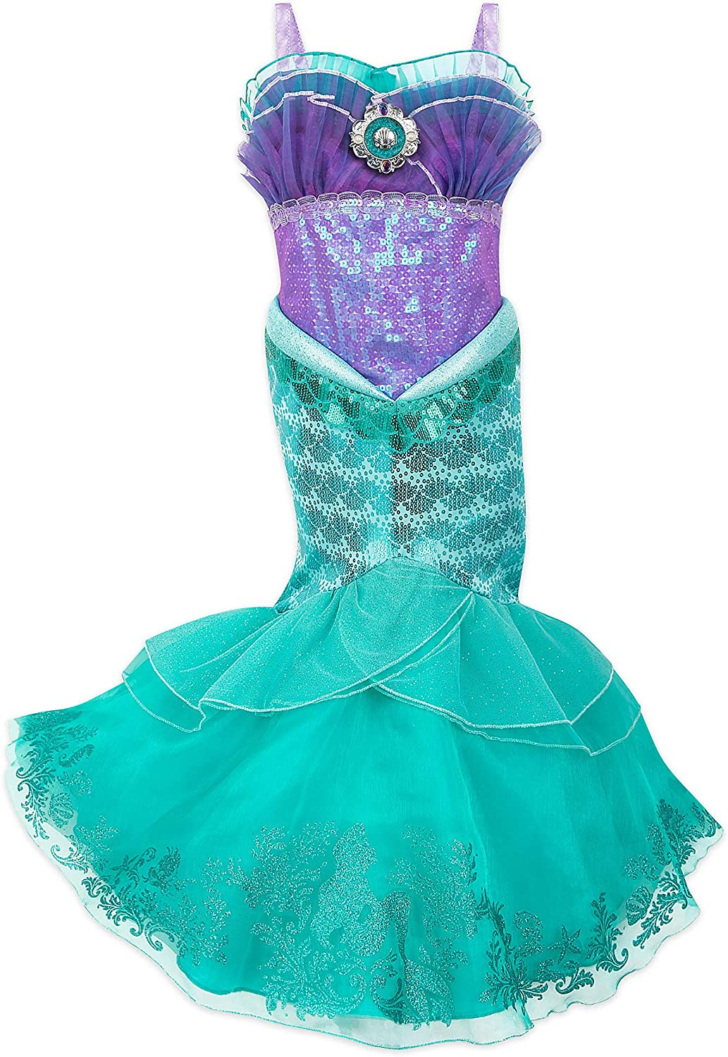 Disney Ariel Costume for Kids Multi
