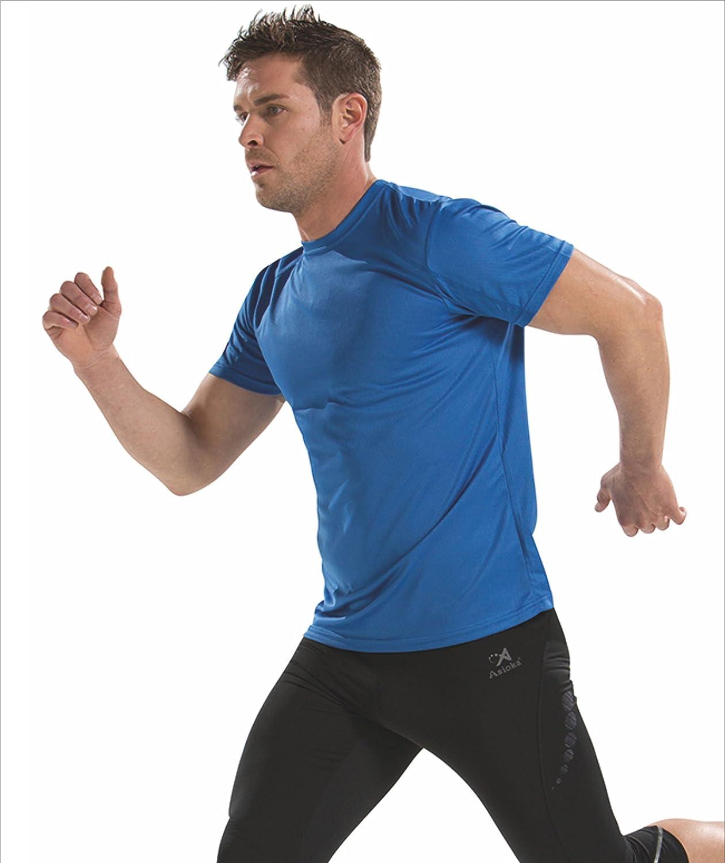Asioka 375//16 unisex running T-shirt adult