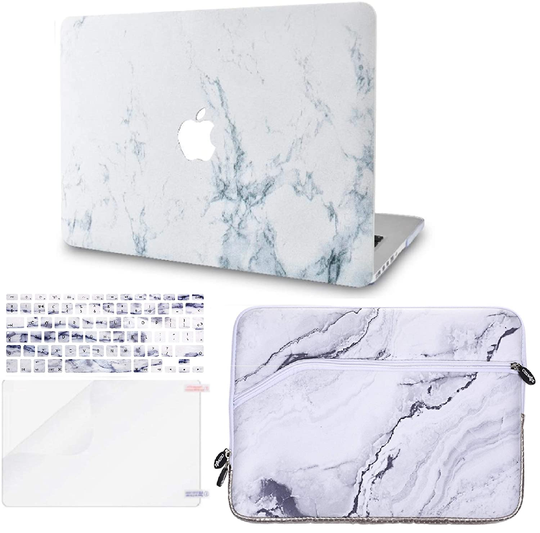 Protection d/écran 2019//2018//2017//2016, Touch Bar Manche pour MacBook Pro 13.3 {A1989//A1706//A1708} KECC MacBook Pro 13 Coque Rigide Case w//EU Protection Clavier Fleur 7