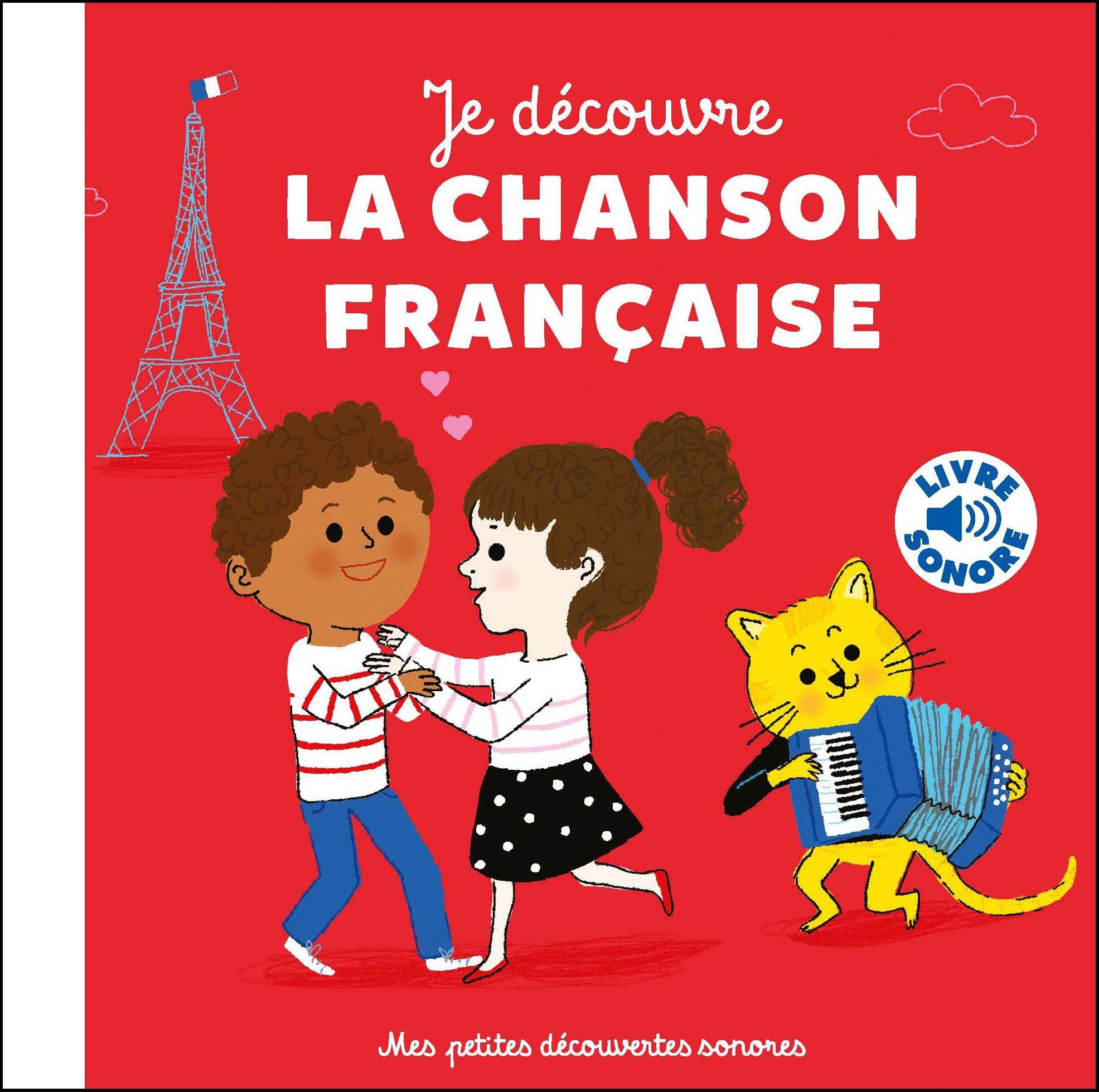 Je Decouvre La Chanson Francaise 6 Instruments 6 Images 6 Musiques Mes Petites Decouvertes Sonores French Edition Roederer Charlotte 9782075107297 Amazon Com Books