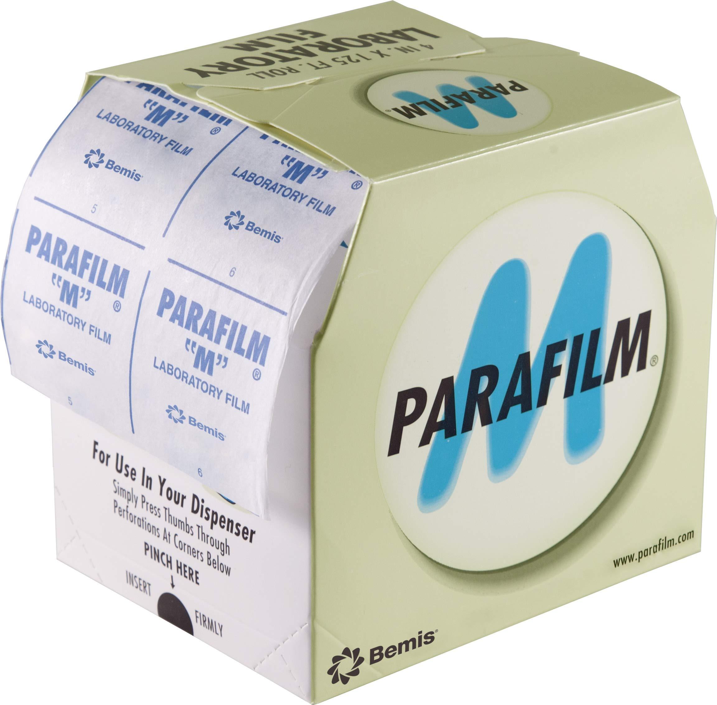 Heathrow Scientific HD234526B Parafilm Moisture Proof Sealing Film, 132mm Width x 135mm Height x 112mm Depth