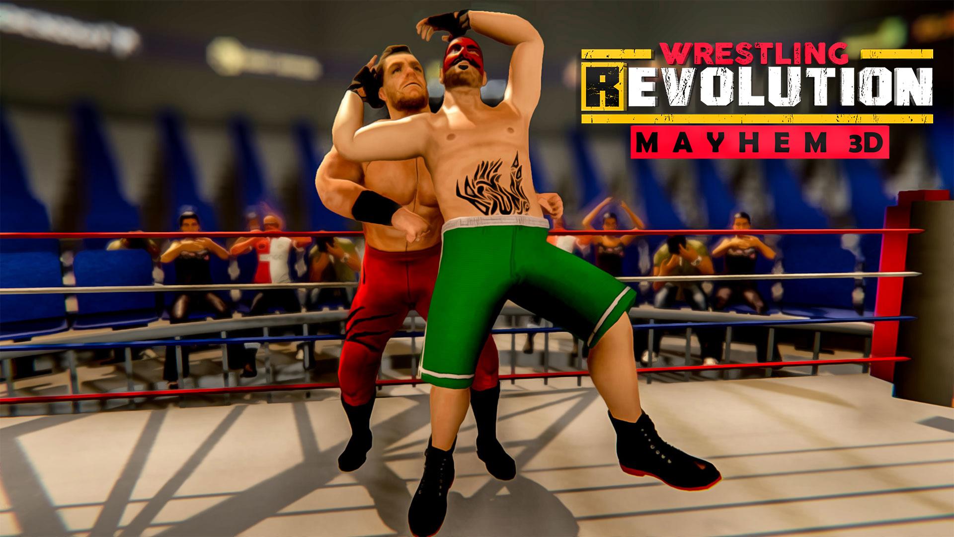 Hell Cell Wrestling Revolution - Tag Team 2k19