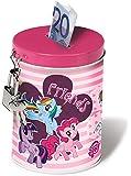 NICI 36238 - Spardose My Little Pony Metall 7.5 x 10.5 cm