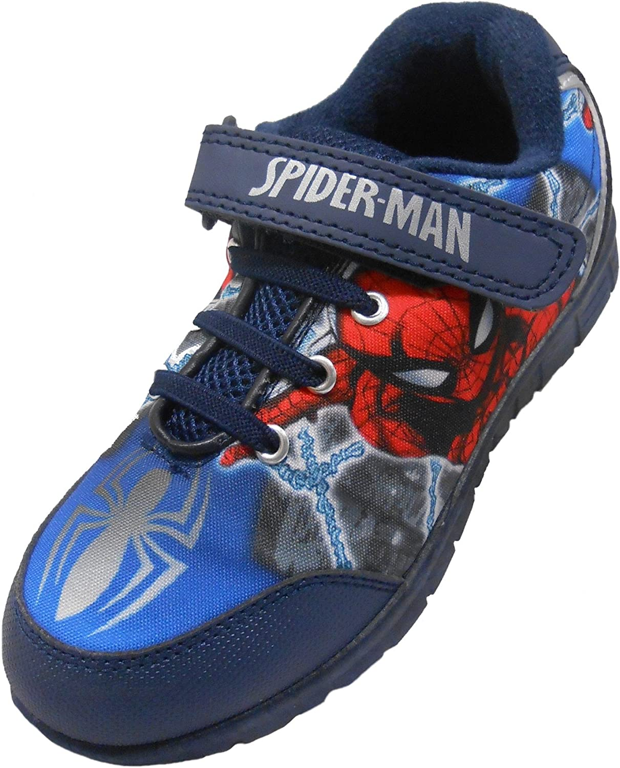 UK 7 W Lamb Spiderman Boys Spider Trainers Size USA 8