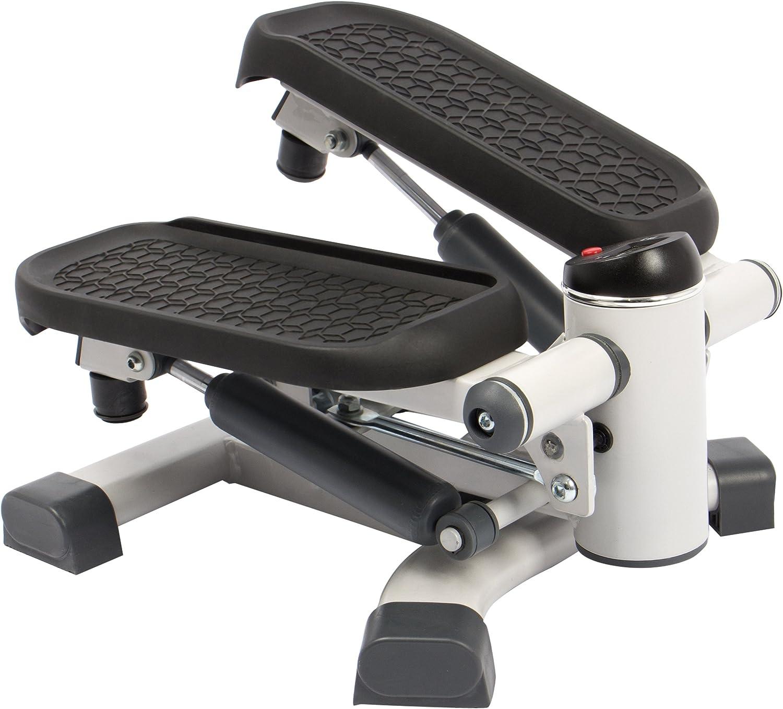 SportPlus 2in1 Mini-Stepper mit patentierter Umschalttechnik -