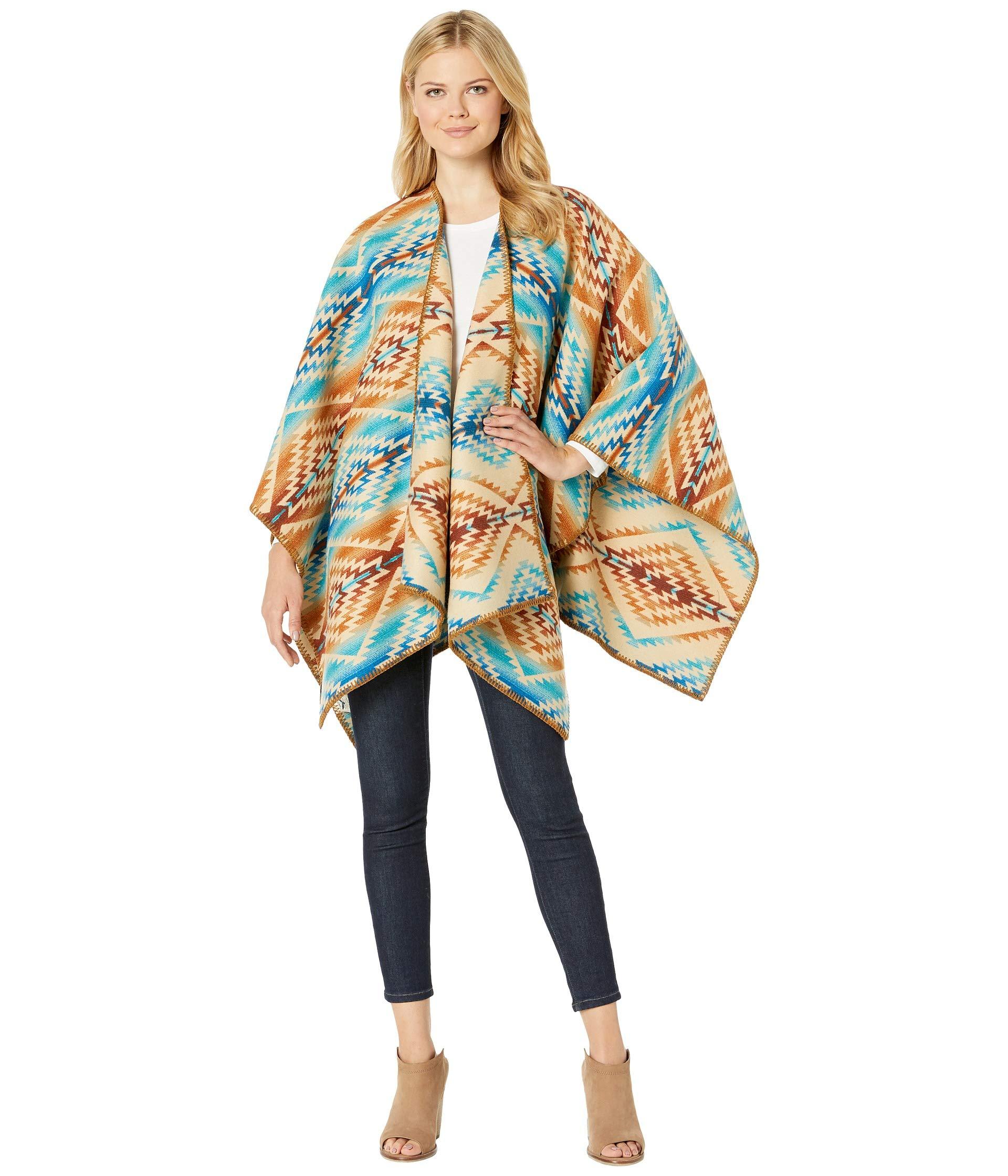 Pendleton Women's Wrap, Pagosa Springs, One Size