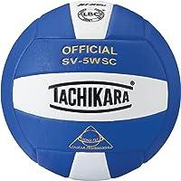 Tachikara SV5WSC Sensi Tec Composite High Performance Volleyball (Royal/White)