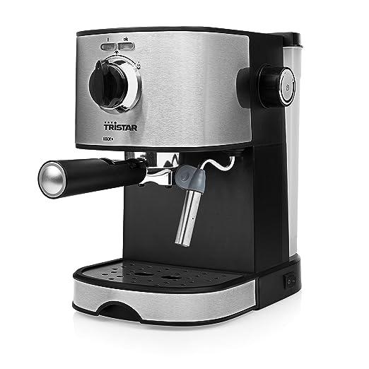 Tristar CM-2275IT - Cafetera (Independiente, Máquina espresso, 1,2 ...