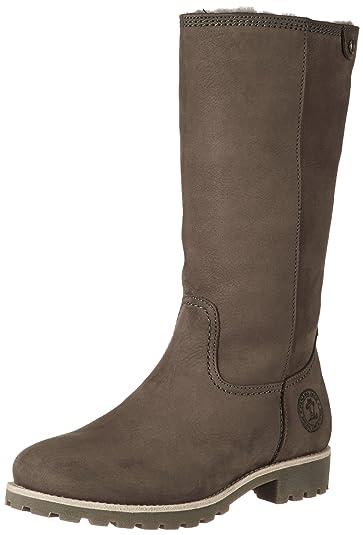ac3fc50ae0c8f Panama Jack Women s Bambina Igloo High Boots  Amazon.co.uk  Shoes   Bags