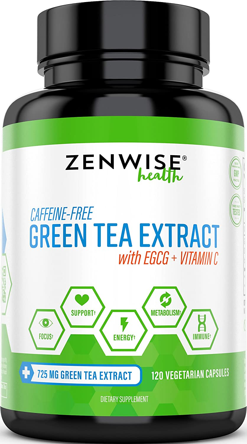 Product thumbnail for Zenwise caffeine-free green tea extract