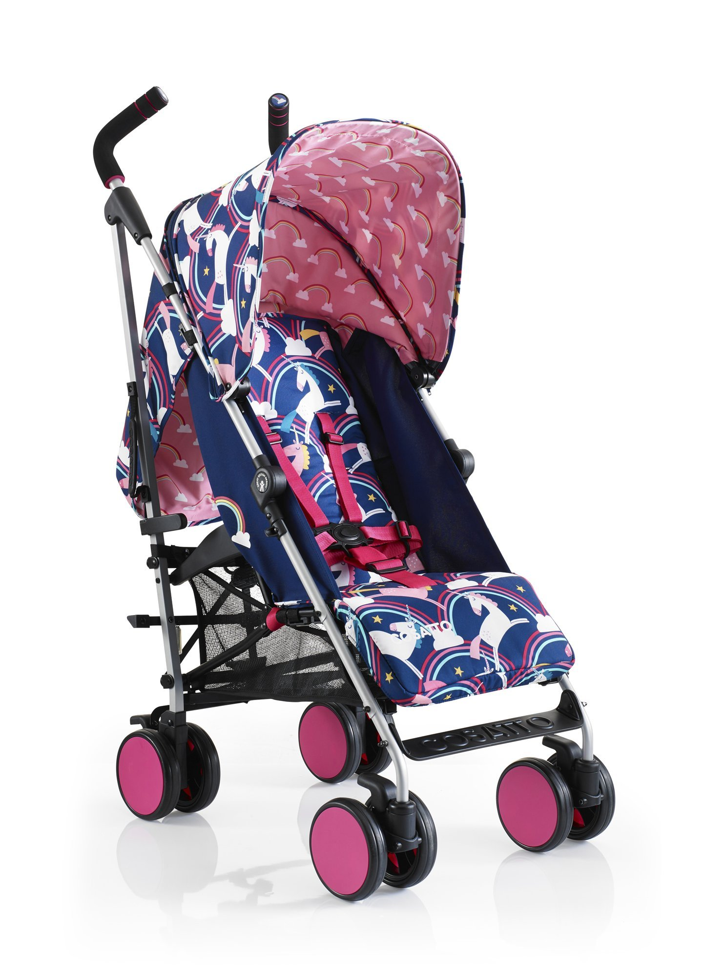 Cosatto Supa Stroller, Go Magic Unicorns by Cosatto (Image #1)