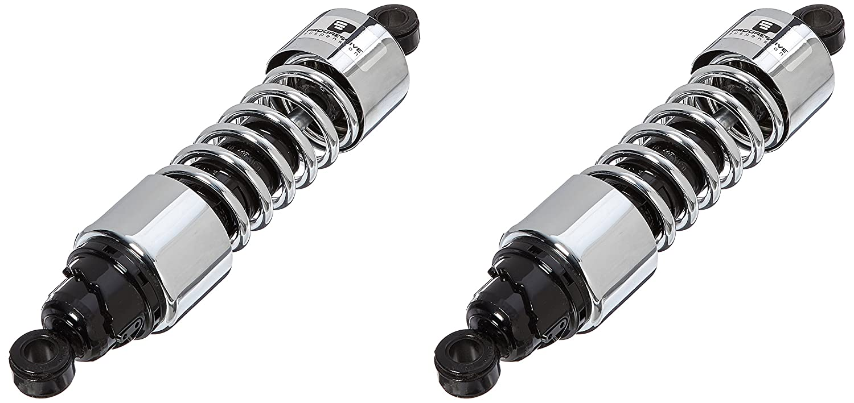 Progressive Suspension 412-4206C Chrome 12.5 Standard Low Buck Factory Replacement Rear Suspension Shock