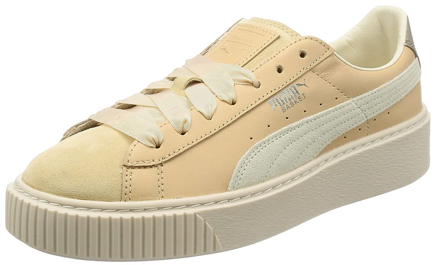 Puma Platform Up Damen Turnschuhe Neutral