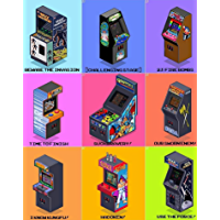 Top 50 arcade cabinets: Return learn games