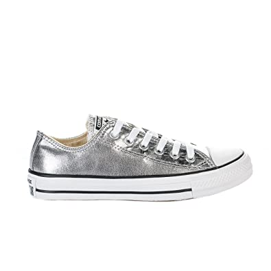 converse gris metal