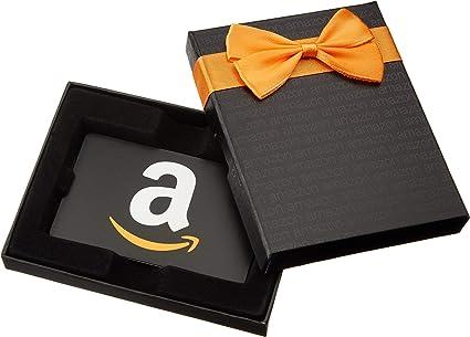 Amazon.com: Tarjeta de regalo de Amazon.com en caja de ...