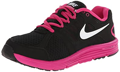 03dceaa0fc0f Nike Lunar Forever 2 Youth Girls Black Running Shoes Size 2.5 UK ...