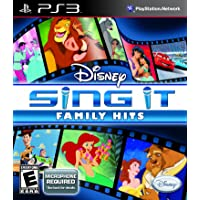 Sing It: Family Hits / Game
