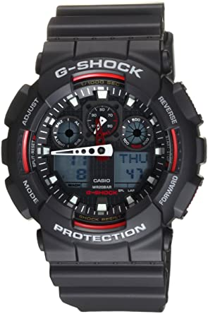 7164d080293 Amazon.com  Casio Men s GA100-1A4
