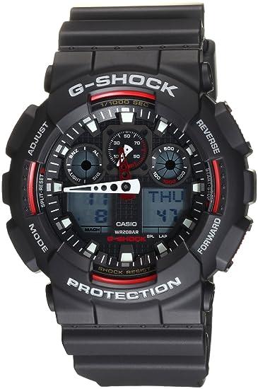 Casio Men S Ga100 1a4 G Shock Sport Watch