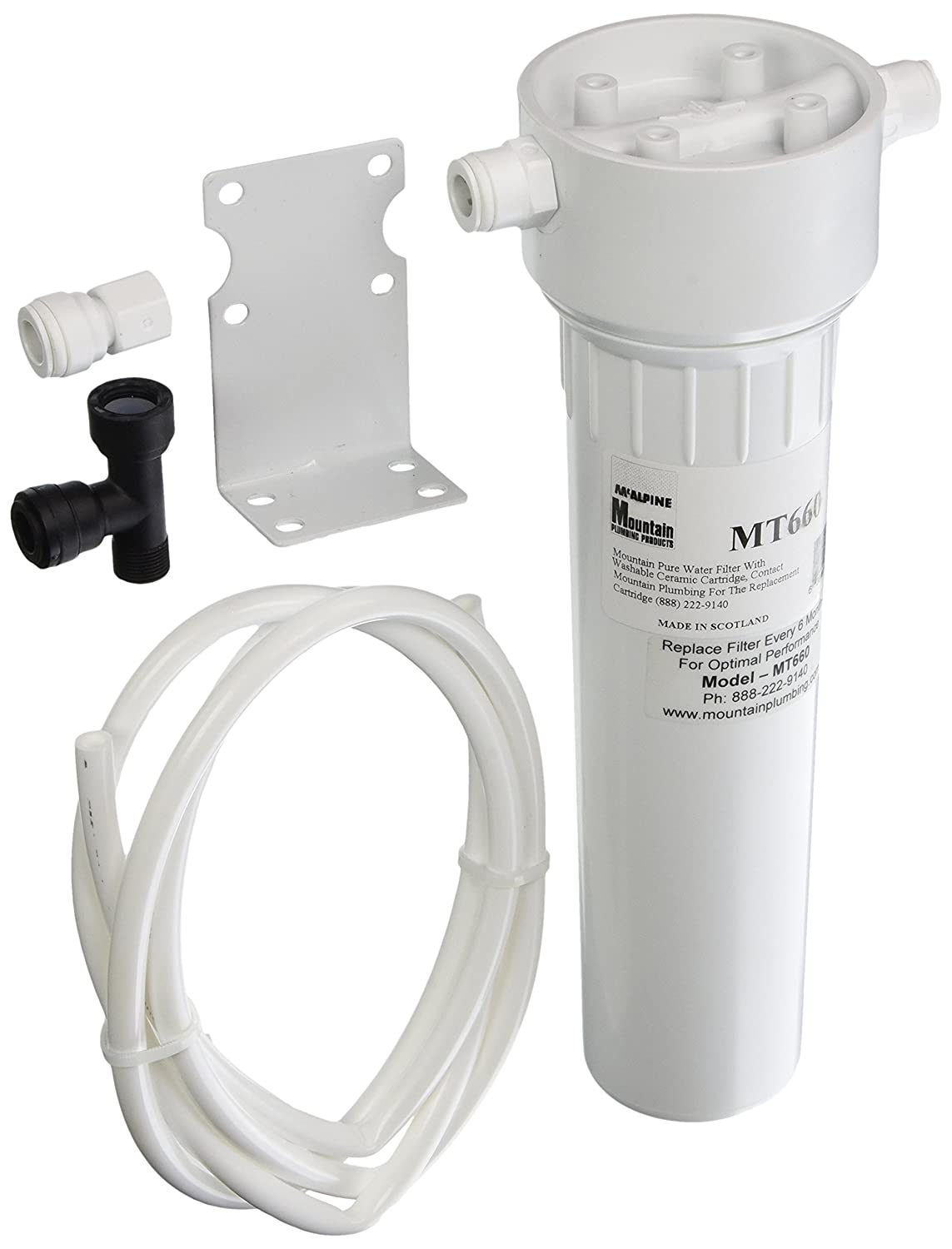 Mountain Plumbing 660 Mountain Pure Water Filter System Including MT660 by Mountain Plumbing