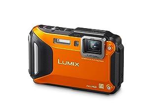 best waterproof cameras ts6