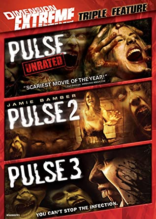 Pulse 3 Pack [Reino Unido] [DVD]: Amazon.es: Cine y Series TV