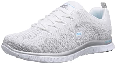 Skechers Flex Bppeal  Spring Fever Damen Sneakers  Bppeal 36 EUWei? (Wsl) 0f0279