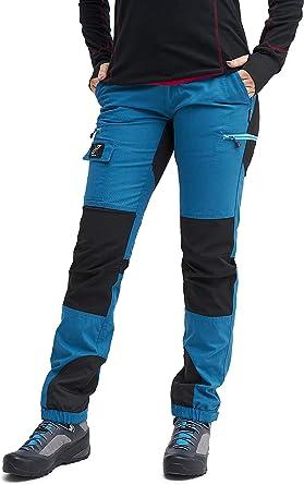RevolutionRace Pantalones Nordwand impermeables, transpirables y duraderos para senderismo, actividades al aire libre, senderismo, camping, escalada, ...