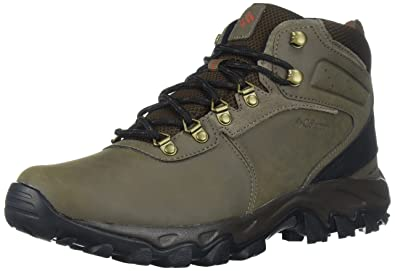 9f86bba01dc Columbia Men's Newton Ridge Plus Ii Waterproof Wide Hiking Shoe