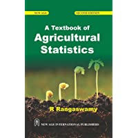 A Textbook of Agricultural Statistics