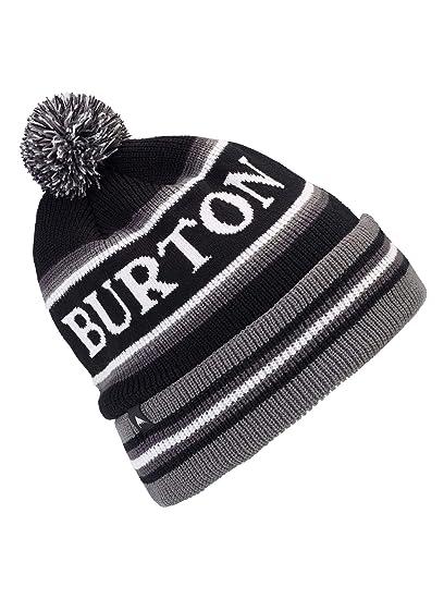 2f5b9bb46e4a Amazon.com  Burton Trope Beanie True Black Mens One Size  Sports ...