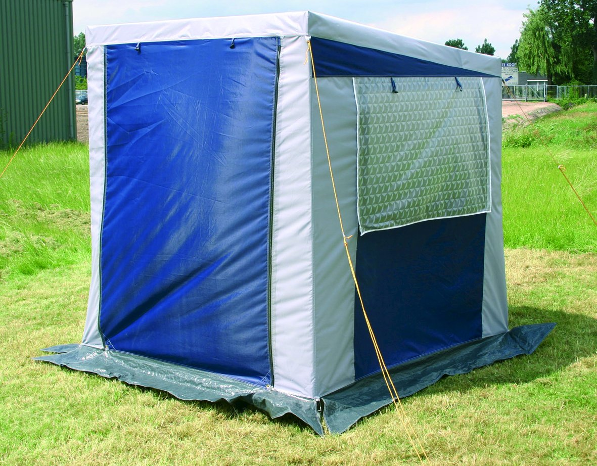 Auvent caravane pas cher annexe auvents summerline with for Tente cuisine camping
