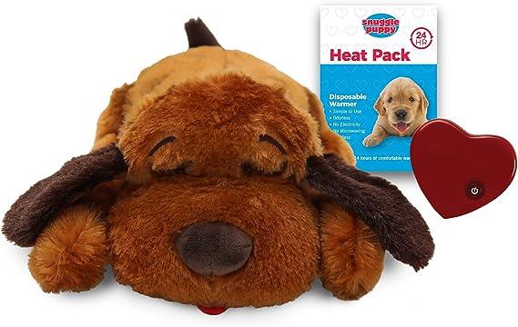 Smartpetlove Snuggle Puppy Behavioral Aid Toy Brown Mutt Small Sp101 Pet Supplies
